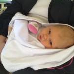 Sage Allison Elizabeth Bassano - Mum Krystal, Tassie
