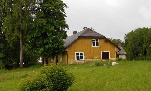 Lithuania CM Training - The old farm house